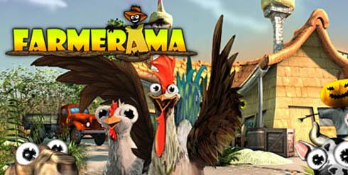 Na hruFarmerama od společnostiBigPoint, která vytvořila rovněž hry Zoomumba a Darkorbitvsoučasné doběrecenzi připravujeme.
