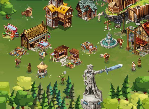 Goodgame Empires je jak už název vypovídá strategicko-budovatelskou hrou z dílny Goodgame Studios. Hned po vyplnění registrace a aktivaci vašeho mailu se octnete na hradě vašeho přítele a pomáháte mu […]