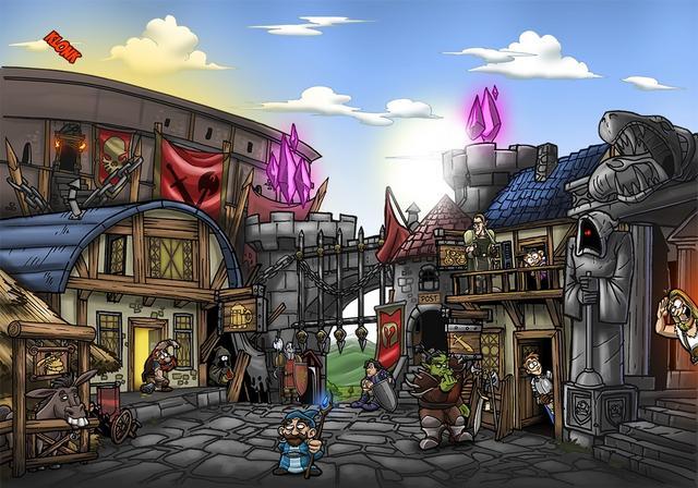 Od vydání recenze na hru Shakes a Fidget uplynula již nějaká doba a tak vám přinášíme její rozšíření, které popisuje změny ve hře díky jejím novým patchům. Do hry byla […]