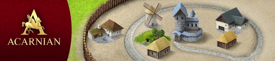 Acarnian je nová, ryze česká, browser hra, která byla spuštěna teprve 13. 7. 2013 avšak už v době psaní tohoto článku má 70 aktivních hráčů a jejich počet neustále narůstá. […]